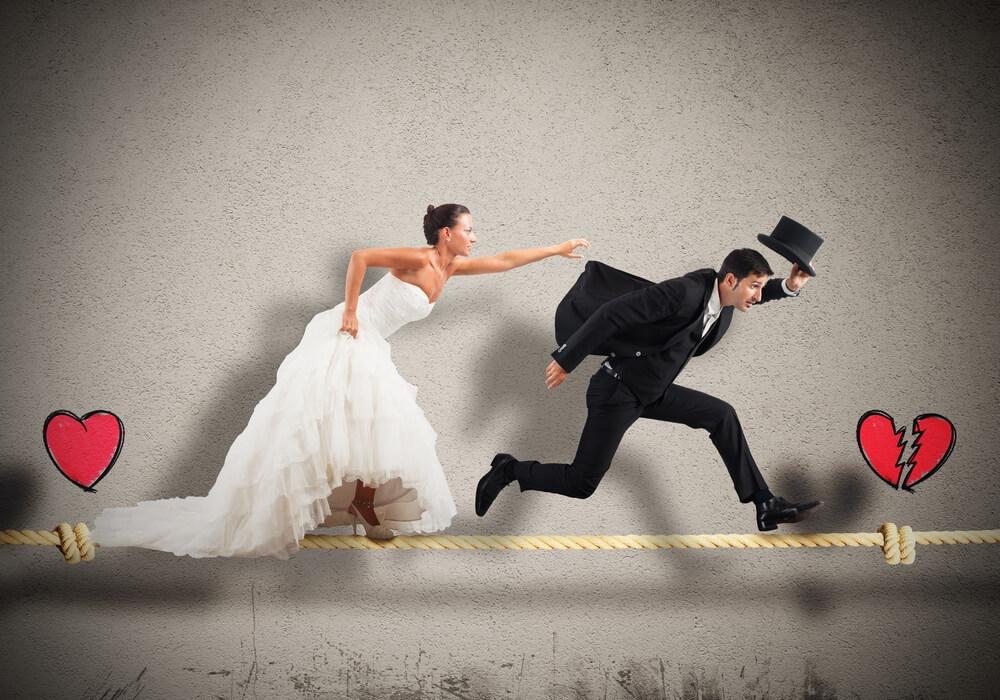 復縁からの結婚は離婚しやすいなんてことはない?