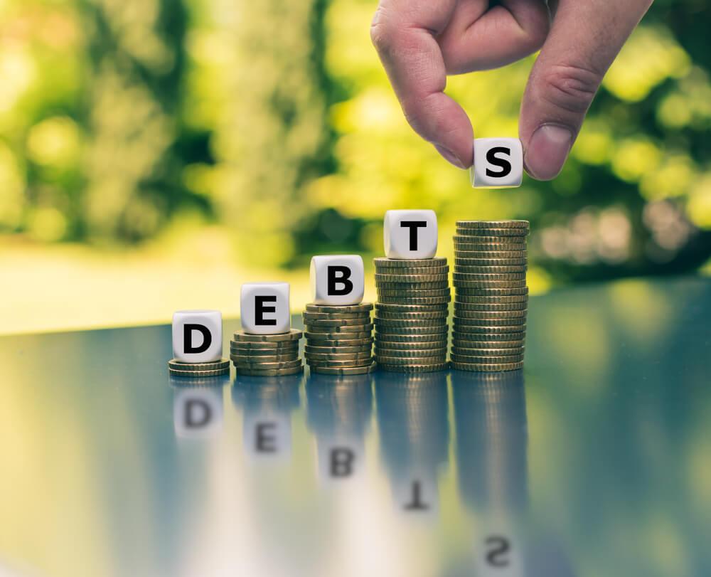 自己破産手続の基本的な流れ