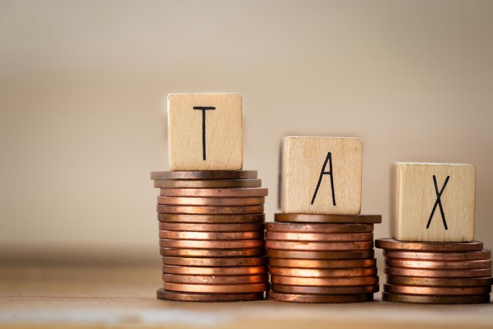 自社株の財産分与にかかる税金