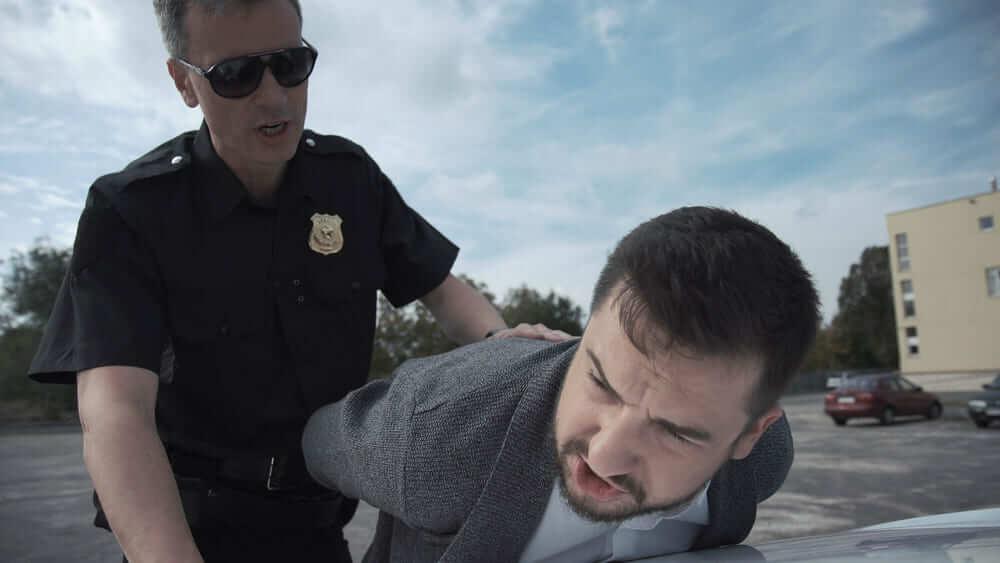 「通常逮捕」は突然に