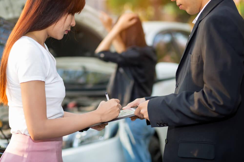 交通事故の加害者が負うことになる3つの責任