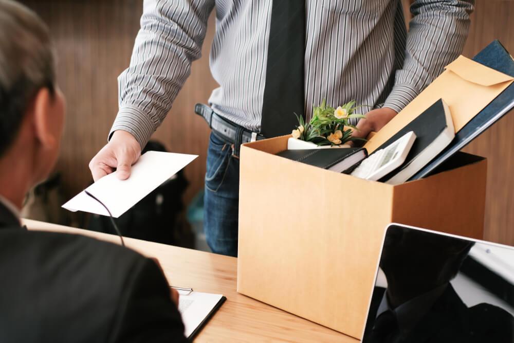 試用期間中に退職する際の原則