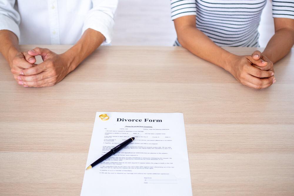 熟年離婚の手続きの流れ