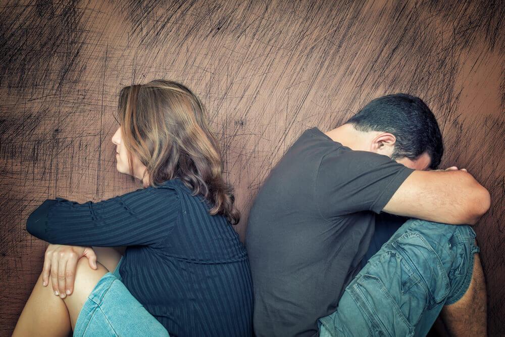 夫婦喧嘩の頻度は人それぞれ