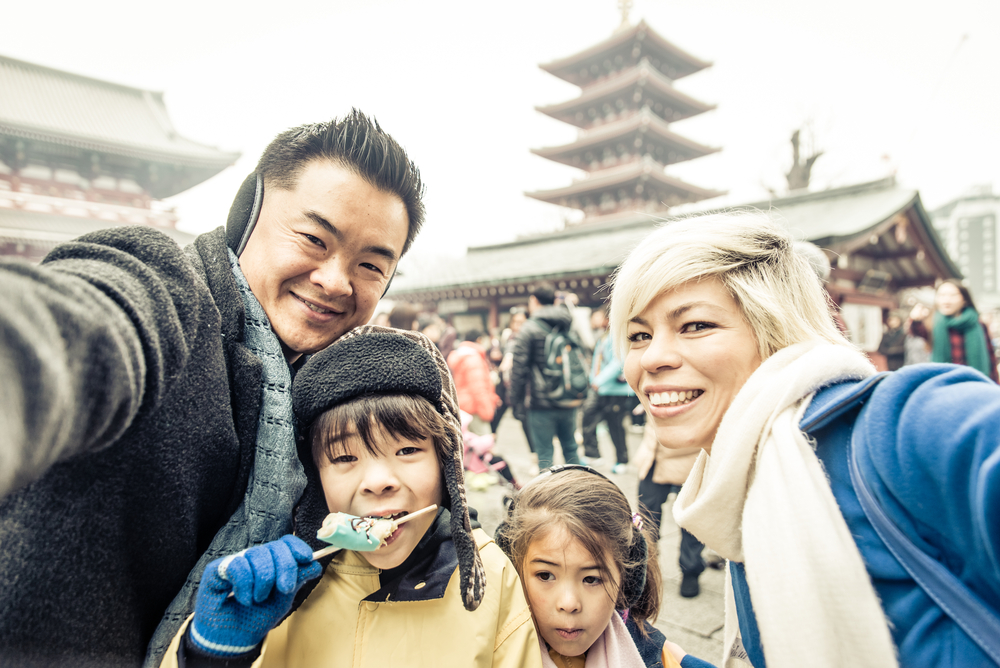 認知と国籍(外国人と日本人との間の子の場合)