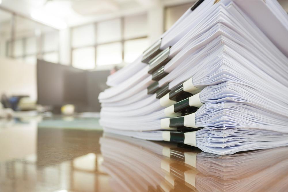 認知届を提出する際の必要書類