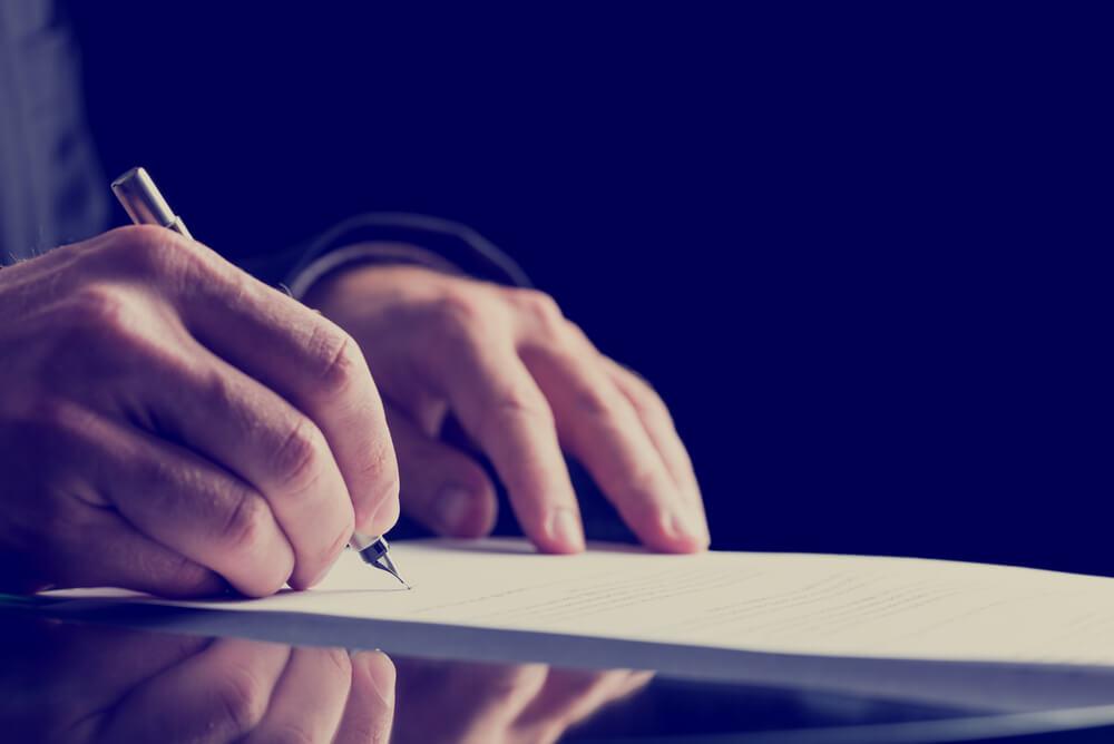 不倫慰謝料の示談書・誓約書を作成する流れ