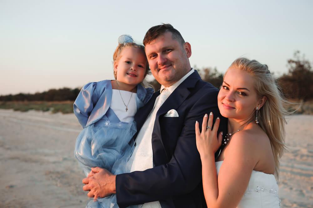 子連れ再婚の結婚式