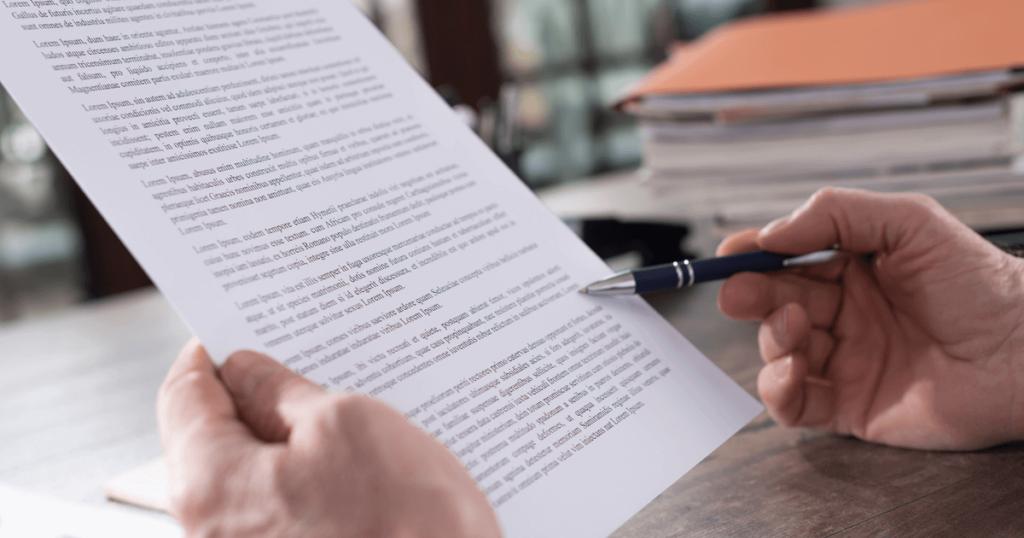 契約書の作成方法