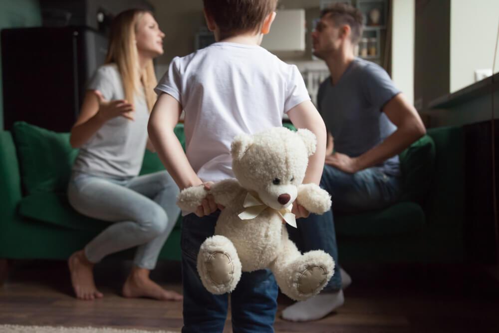 障害児を持つ家庭の離婚率が高い理由