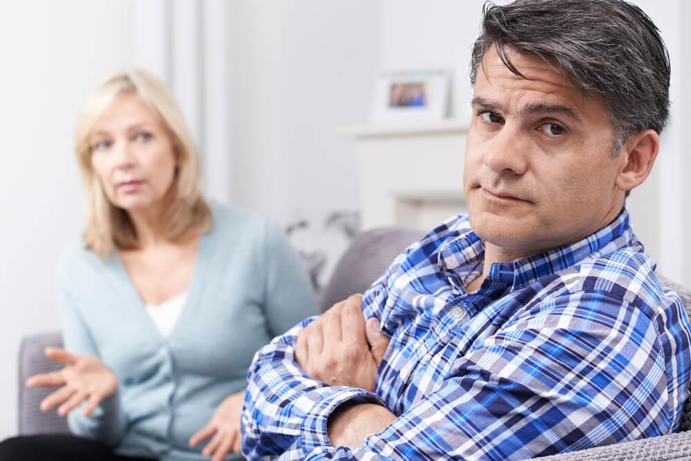 熟年離婚の離婚原因