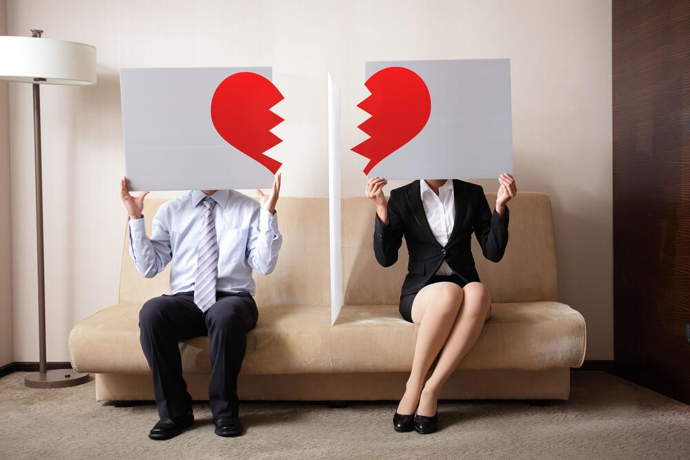 アメリカの離婚原因