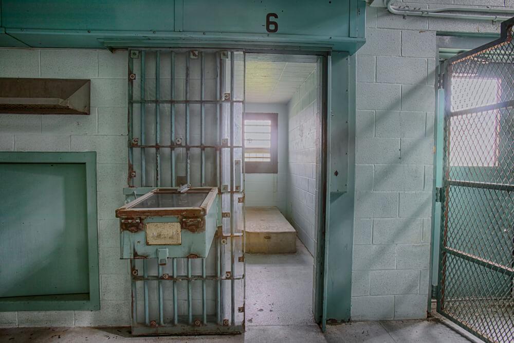 拘置所での生活