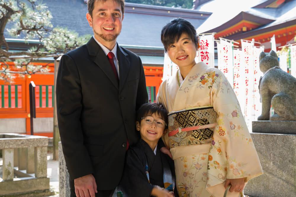 外国人と日本人との間の子の国籍