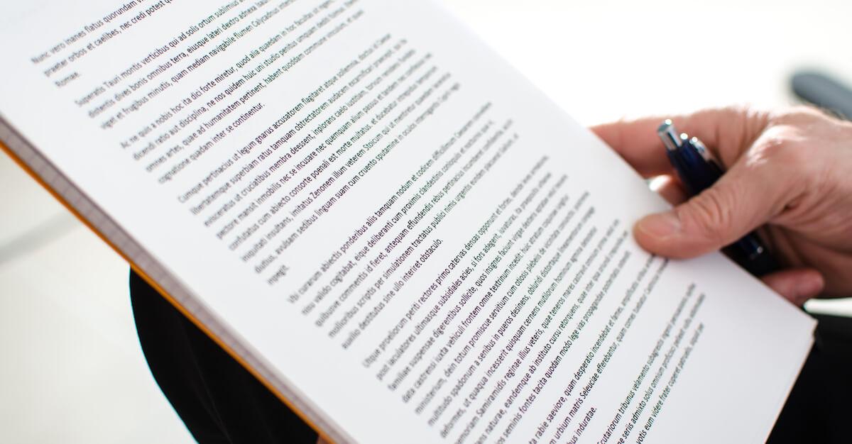 業務委託契約書を作成する前の注意点