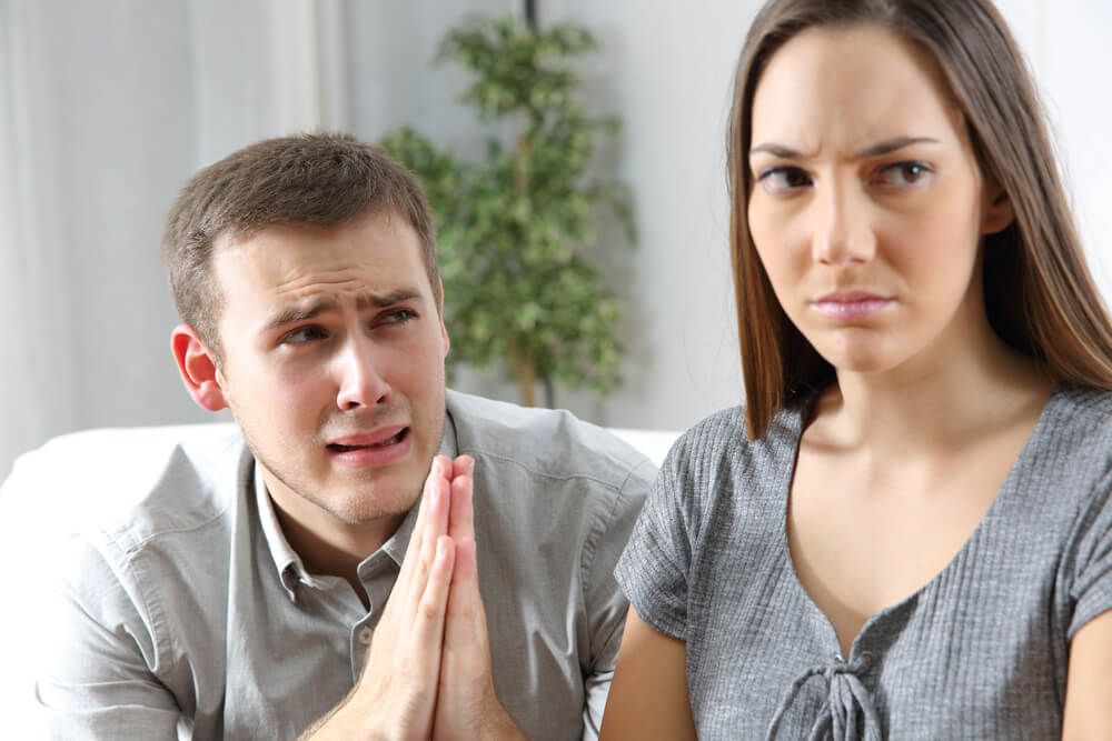 浮気が原因の場合は難しい?浮気による別居から復縁する方法