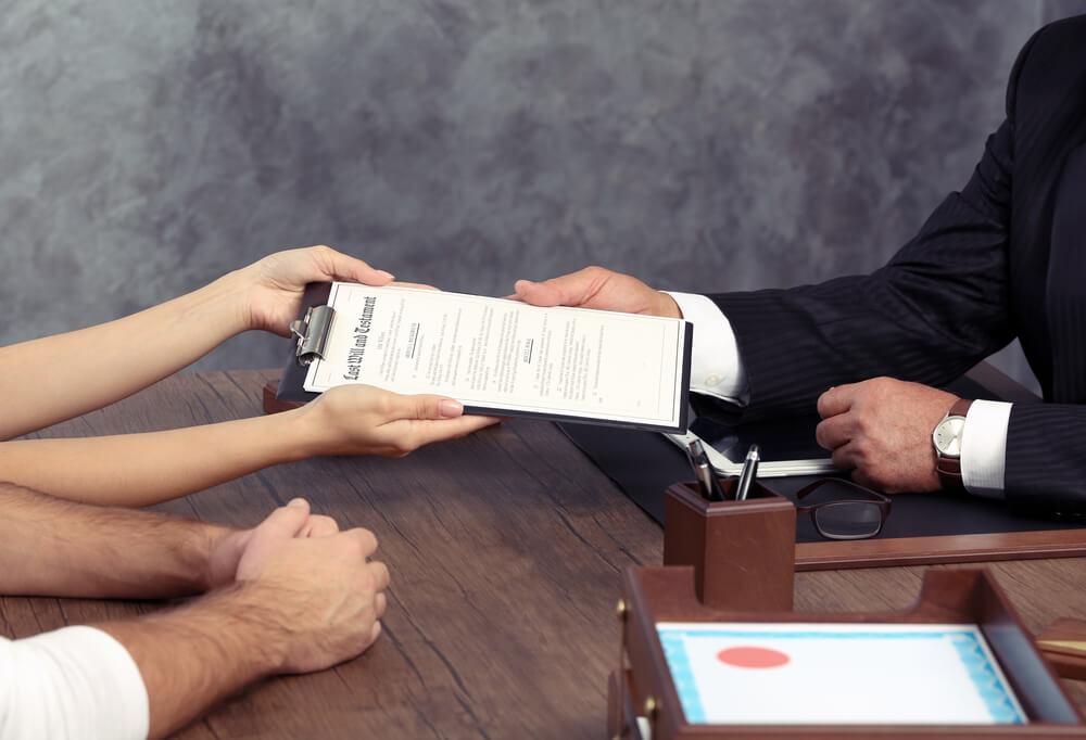 相続財産としての投資信託の受益権を遺産分割する方法