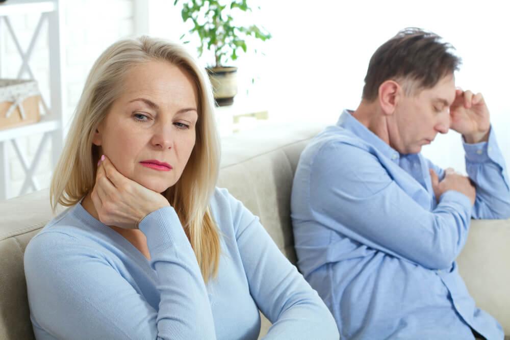 熟年離婚の原因ときっかけは?
