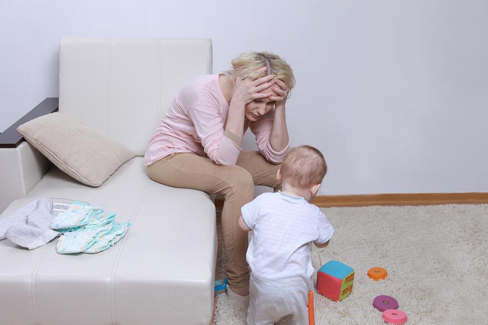なぜ産後うつになるのか?その原因とは