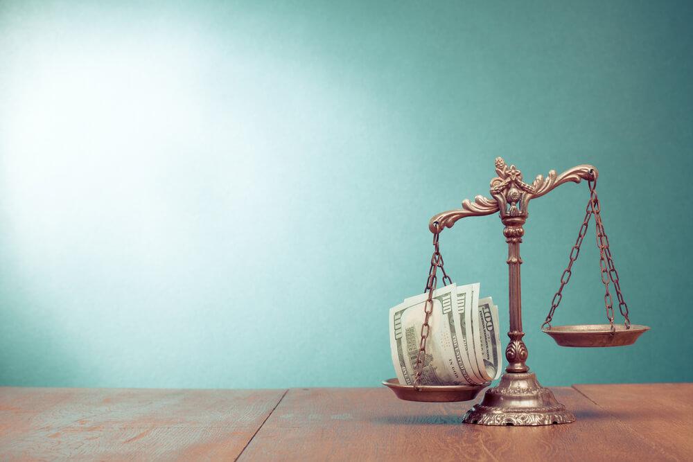 離婚慰謝料請求の弁護士費用の内訳と相場は?