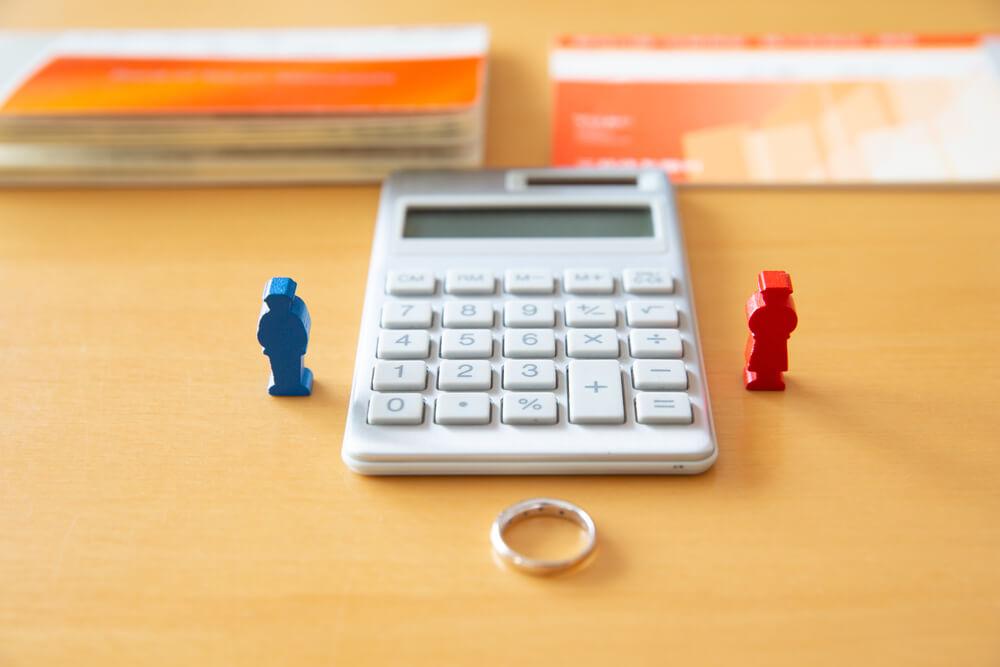 有責配偶者からでも財産分与請求は可能?