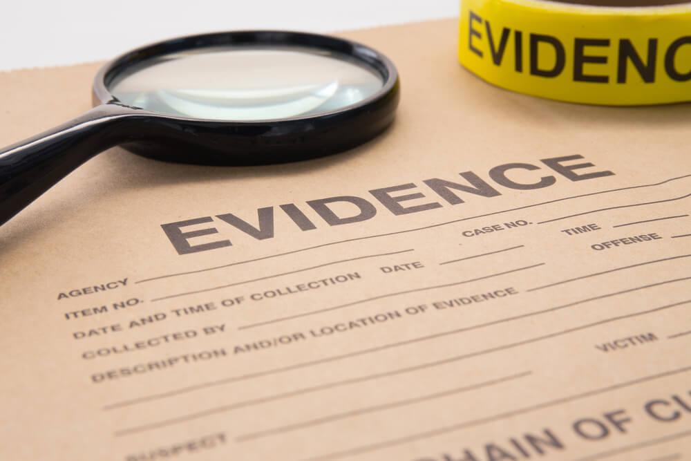 違法収集証拠は大きく分けて3種類