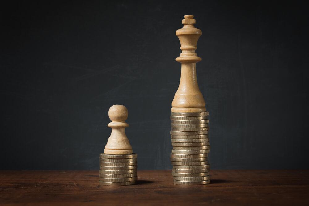 弁護士の介入によって財産分与が限りなく少なくなった事例