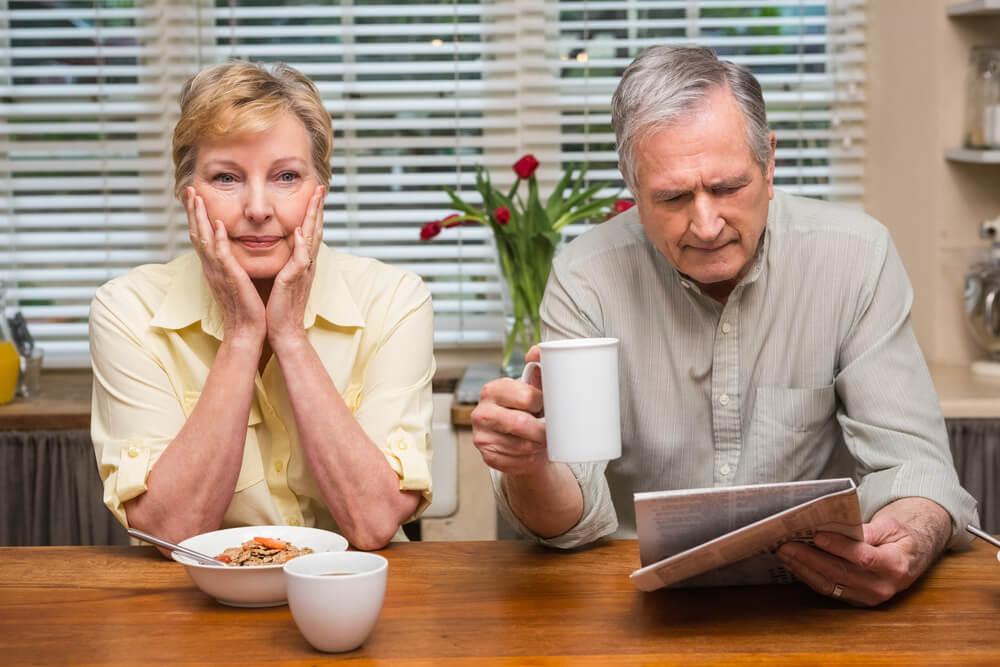 熟年離婚の原因・理由