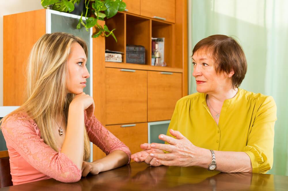 母親嫌いの人の母親との関係を見直すための方法
