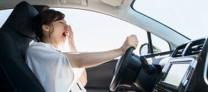 居眠り運転事故に遭ってしまった場合に知っておきたい7つのこと