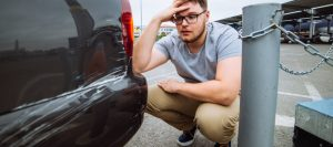 自損事故を起こしてしまった場合に知っておくべき5つのこと